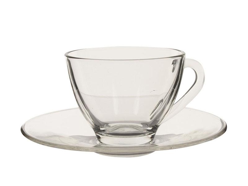 Tách Thủy Tinh Ocean Cosmo Tea Cup