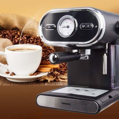 Nên mua máy pha cà phê loại nào cho gia đình?