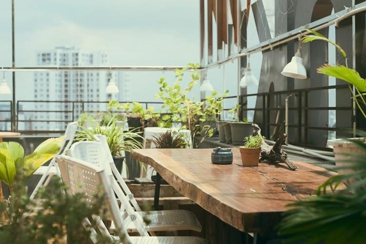 Mách bạn 5+ quán cafe view đẹp ở Sài Gòn đáng ghé thăm nhất