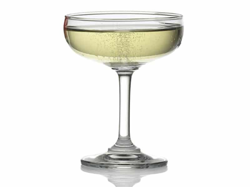 Classic Saucer Champagne 135Ml