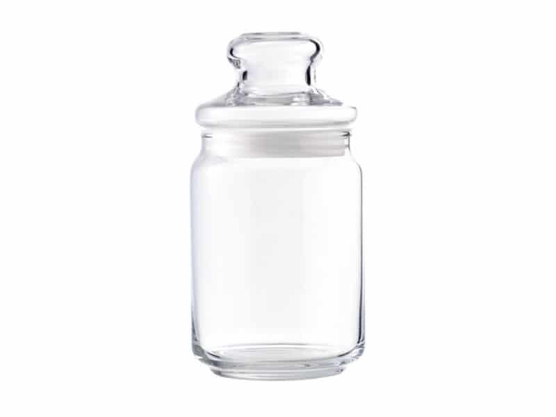 Pop Jar Nắp Thủy Tinh 650 Ml