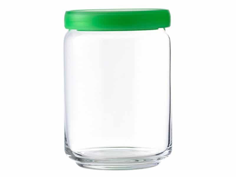 Stax Jar Nắp Nhựa Màu 650 Ml