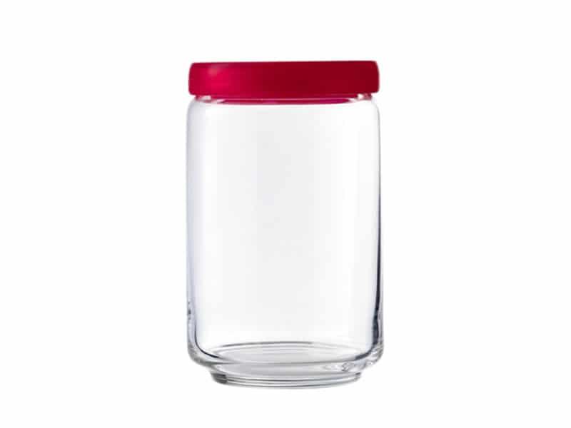 Stax Jar Nắp Nhựa Màu 750 Ml