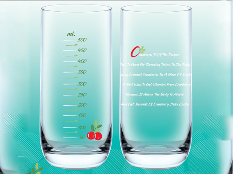 Top Drink Ly Vạch 625 Ml Cranbery